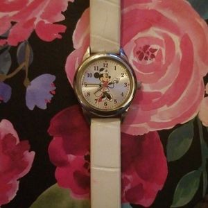 Minnie Mouse Nurse Watch